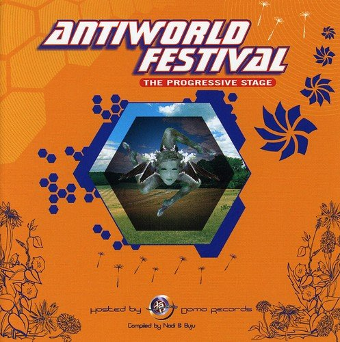 Antiworld Festival  The Progressive Stage from EAR PEAKS