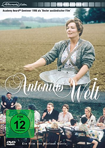 ANTONIA`S WELT - MOVIE [DVD] [1995] from Alive AG