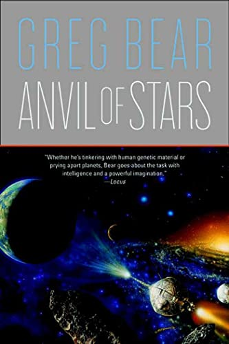 Anvil of Stars from St. Martin's Press