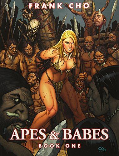 Apes and Babes: 1 from Image Comics