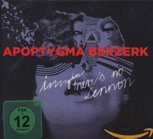 Apoptygma Berzerk -Imagine There Is No Lennon (Dvd+cd) [2010] [NTSC] from Afm Records