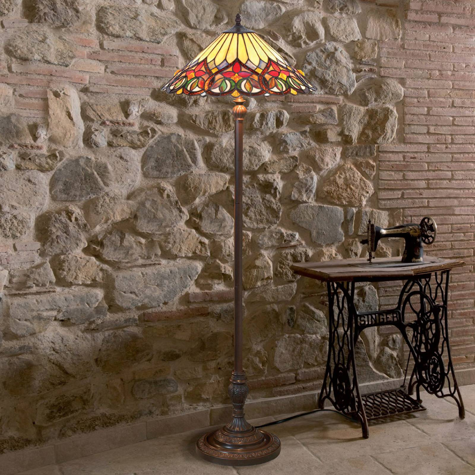Appealingly-designed floor lamp Anni from Artistar