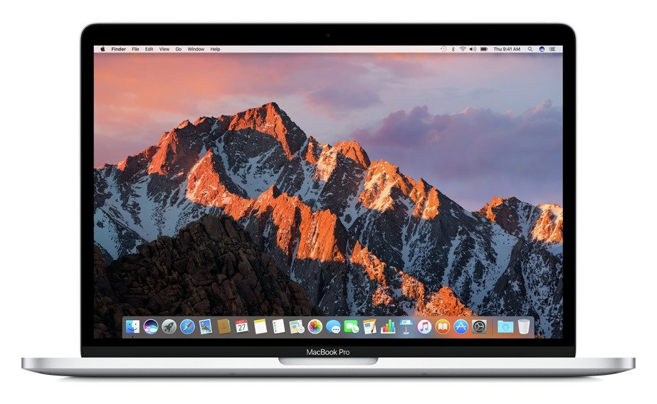Apple MacBook Pro 2017 13 Inch i5 8GB 256GB Silver from apple