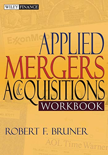Applied Mergers and Acquisitions Workbook: 175 (Wiley Finance) from John Wiley & Sons