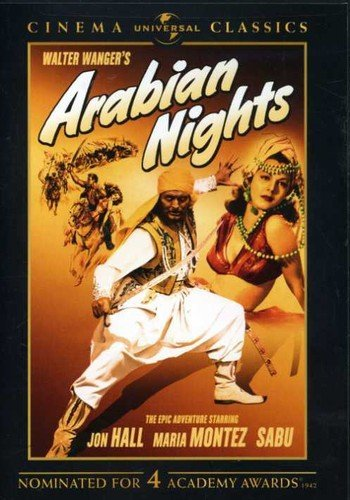 Arabian Nights [DVD] [Region 1] [US Import] [NTSC] from Universal Home Video