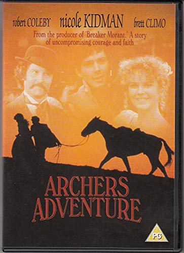 Archers Adventure [DVD] from Boulevard