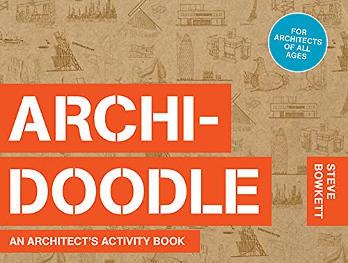 Archidoodle: An Architect's Activity Book from Laurence King Publishing