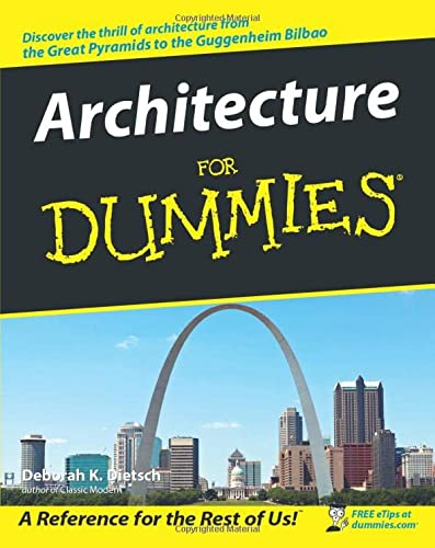 Architecture For Dummies from For Dummies