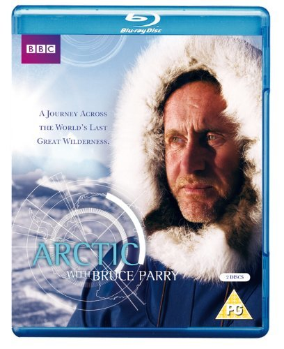 Arctic with Bruce Parry [Blu-ray] [2011] [Region Free] from BBC