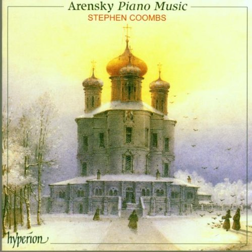 Arensky/Solo Piano Music