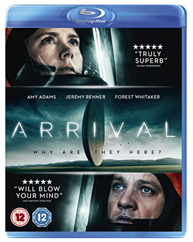 Arrival [Blu-ray] from E1 Entertainment