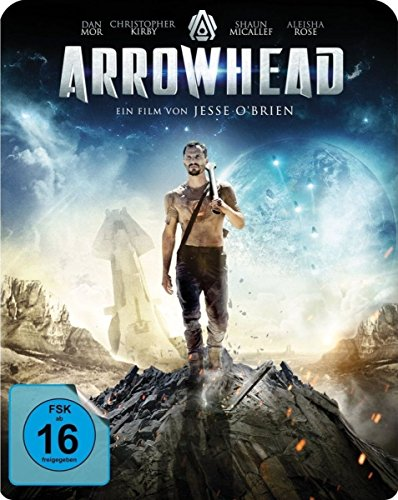 Arrowhead (FSK 16 Jahre) Blu-Ray from ALIVE AG