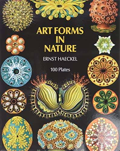 Art Forms in Nature (Dover Pictorial Archive) from Dover Publications Inc.