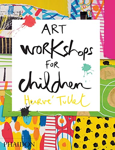 Art Workshops for Children from Phaidon Press Ltd