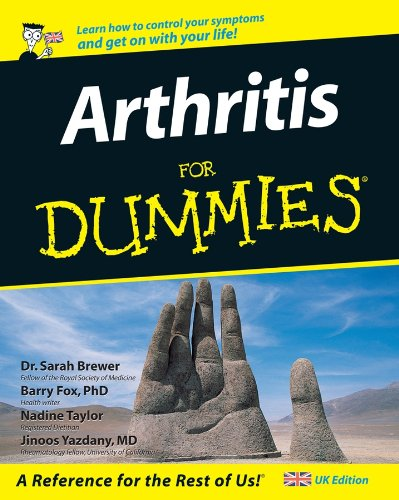Arthritis for Dummies UK Edition from For Dummies