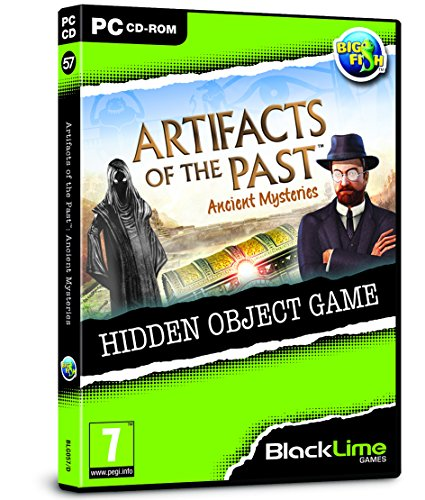 Artifacts of the Past Ancient Mysteries (PC CD) from FOCUS MULTIMEDIA