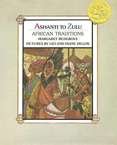 Ashanti to Zulu: African Traditions (Picture Puffins) from Puffin Books