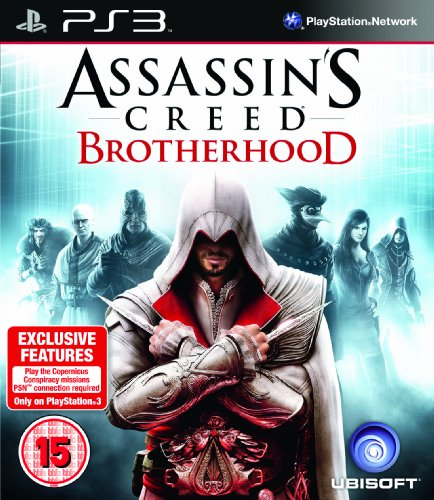 Assassin's Creed Brotherhood (PS3) from UBI Soft