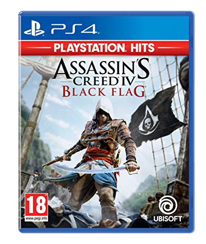 Assassin's Creed IV: Black Flag (PS4) from UBI Soft