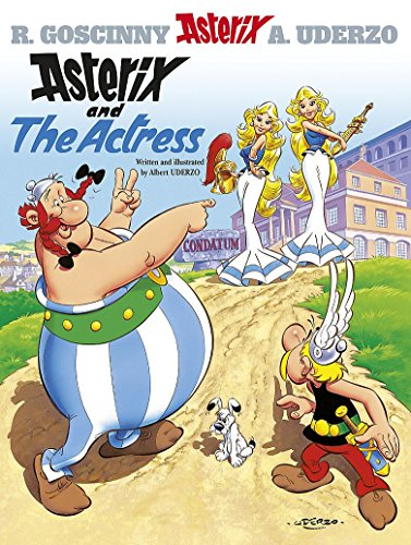Asterix and the Actress from Orion Children's Books