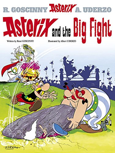 Asterix and the Big Fight from Orion Children's Books