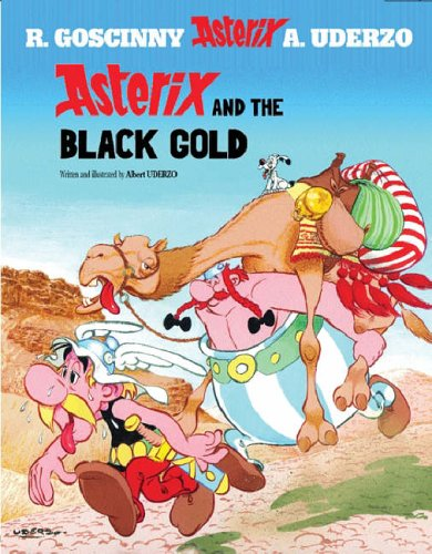 Asterix and the Black Gold: Album 26 from Orion Children's Books