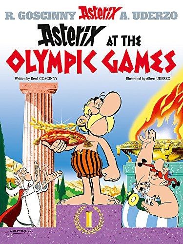 Asterix at the Olympic Games: Album 12 from Orion Children's Books