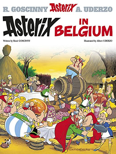 Asterix in Belgium: Album 24 from Orion Children's Books