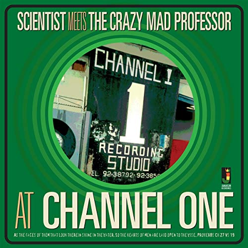 AT CHANNEL ONE from Jamaican Recordings