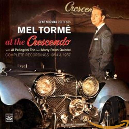 At The Crescendo 1954 & 1957 (2CD) from FRESH SOUND