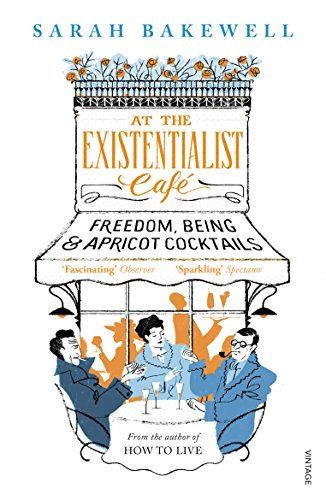 At The Existentialist Café: Freedom, Being, and Apricot Cocktails from Vintage