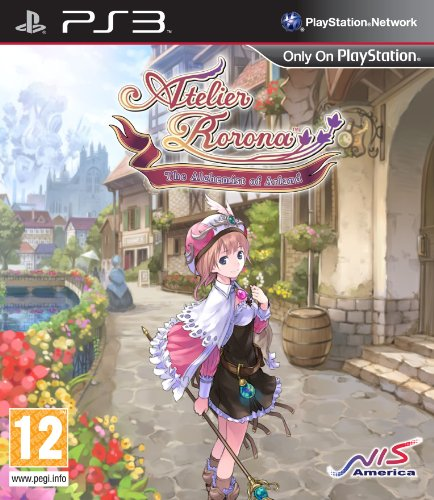 Atelier Rorona: The Alchemist of Arland (PS3) from NIS America