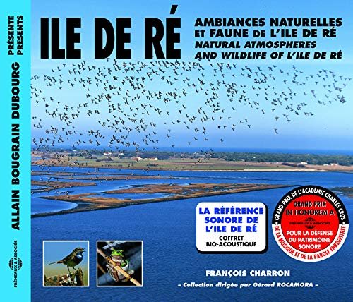 Atmospheres/Wildlife of L'Ile de Re (2CD) from Fremeaux