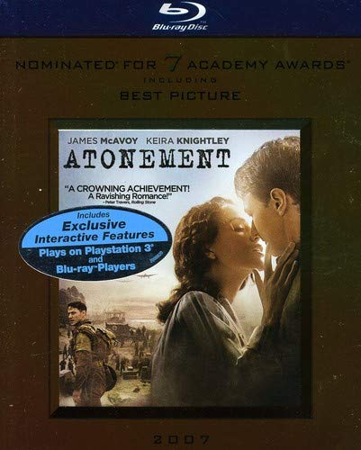 Atonement [Blu-ray] [2007] [US Import] from Universal Home Video