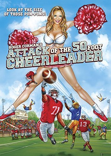 Attack of the 50 Ft Cheerleader [DVD] [Region 1] [US Import] [NTSC] from LIONSGATE