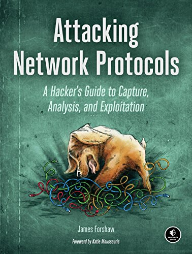 Attacking Network Protocols from No Starch Press