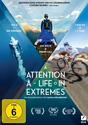 Attention: a Life in Extremes (Inkl.Hrfilmfassung [Import allemand] from VARIOUS