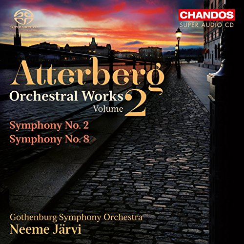 Atterberg: Symphonies Vol. 2 [Neeme Jarvi, Gothenburg Symphony Orchestra] [Chandos: CHSA 5133] from CHANDOS GROUP