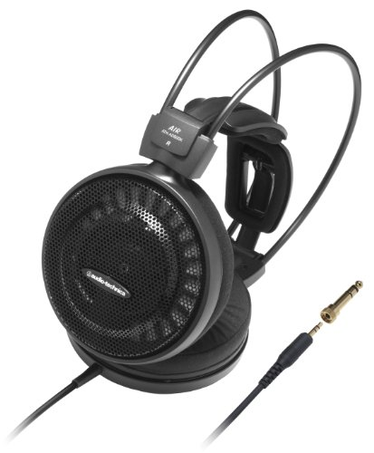 Audio-Technica ATH-AD500X Open backed Hi-Fi headphones from Audio-Technica
