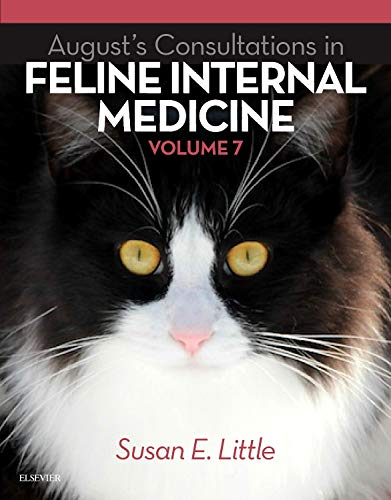August's Consultations in Feline Internal Medicine, Volume 7, 1e from Elsevier Science Publishing Co Inc