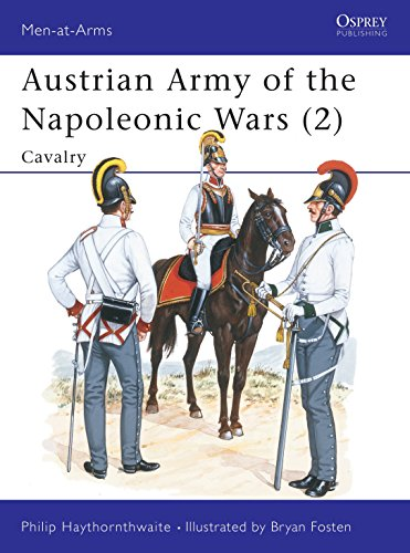 Austrian Army of the Napoleonic Wars (2): Cavalry: No. 2 (Men-at-Arms) from Osprey Publishing