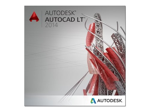 Autodesk AutoCAD LT 2014 Single Upgrade Licence - from 1 - 6 Previous Versions 2008 - 2013: 1 yr Subscription (PC) from Autodesk