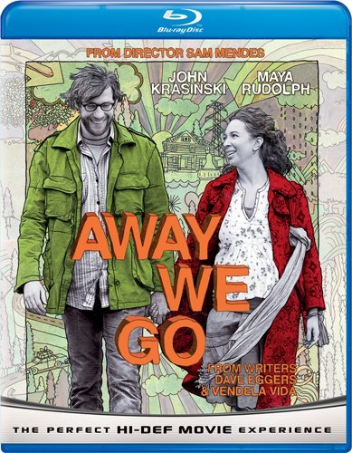 Away We Go [Blu-ray] [2009] [US Import] from Universal Home Video