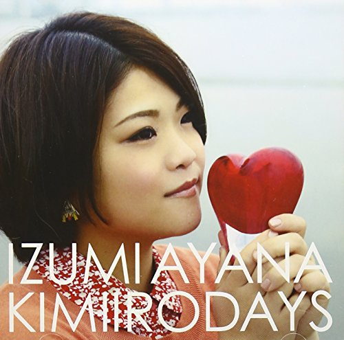 Ayana Izumi - Kimiiro Days [Japan CD] YICD-70101 from Avex Japan