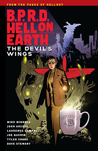 B.P.R.D. Hell on Earth Volume 10: The Devil's Wings from Dark Horse Comics