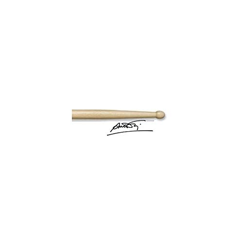 BAQUETA BATERIA - Vic Firth (VF/AF) (Signature Anton Fig) (Caoba Natural) (412x15 mm.) from Vic Firth