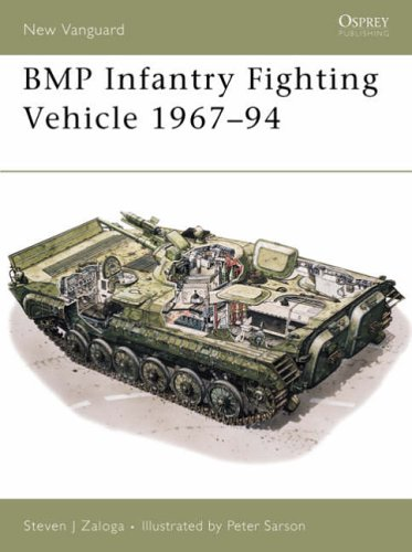 BMP Infantry Fighting Vehicle 1967-94: No. 12 (New Vanguard) from Osprey Publishing