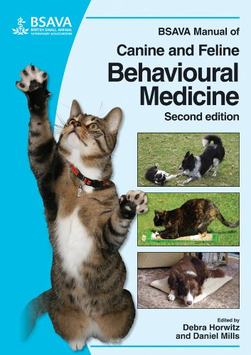 BSAVA Manual of Canine and Feline Behavioural Medicine (BSAVA British Small Animal Veterinary Association) from British Small Animal Veterinary Association