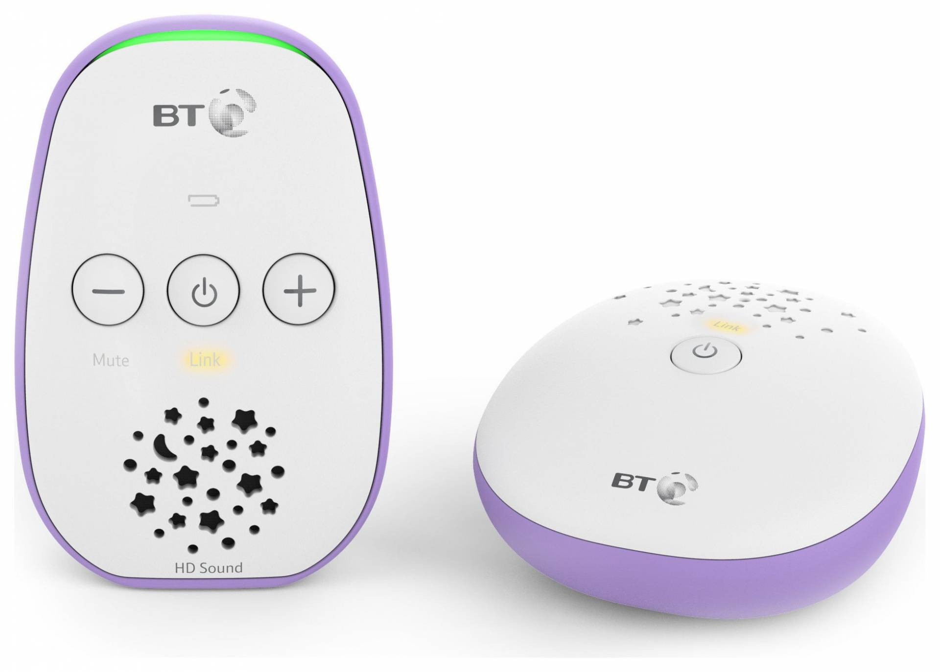BT Digital BM400 Audio Baby Monitor from BT