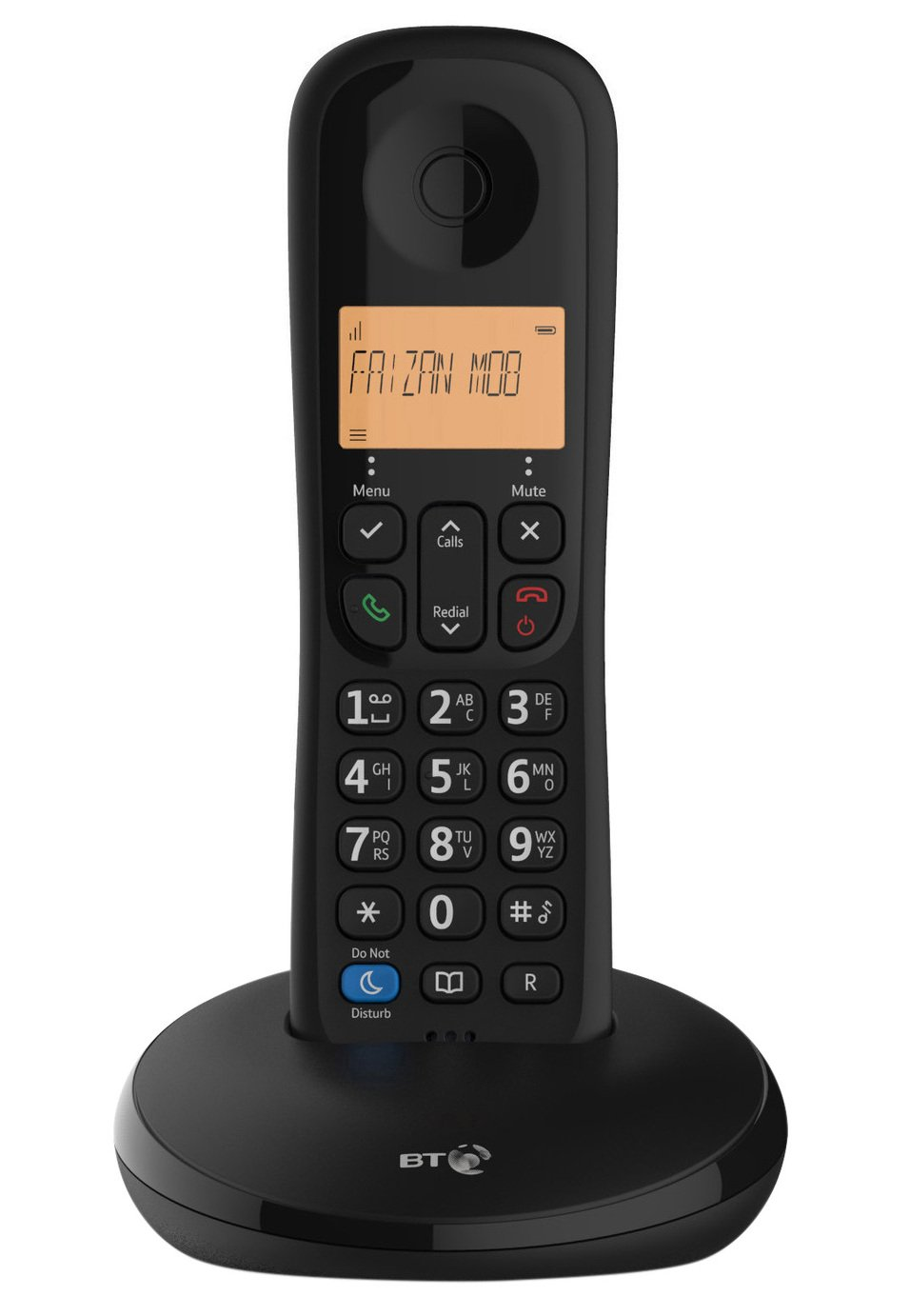 BT Everyday Cordless Telephone - Single from BT